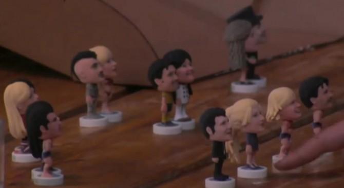 3D poppetjes zijn af!