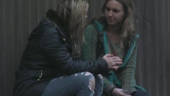 LauraB en Colinda over hun relaties