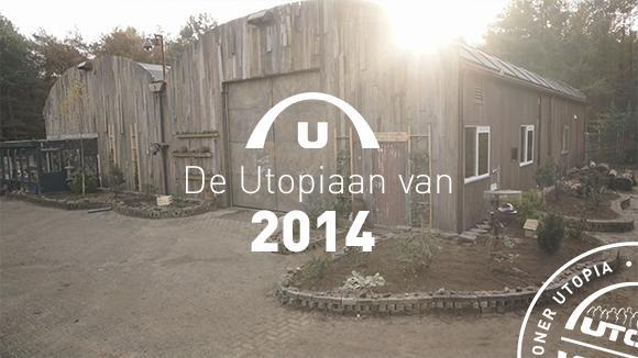 Breaking news: De utopiaan van het jaar