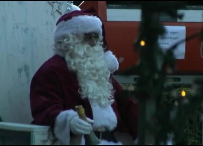 Tweede kerstmarkt van start
