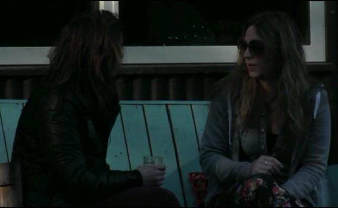 Vanessa over de genegenheid met Mark