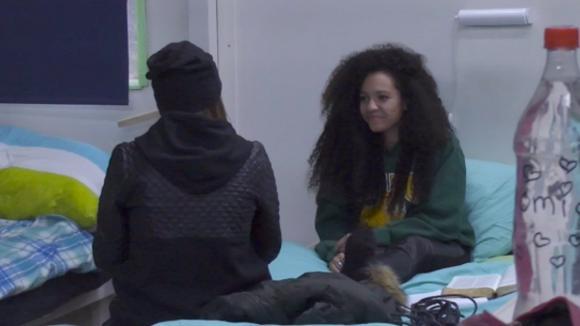 Een goed gesprek tussen Gaby en Laura