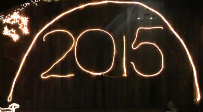 Nieuwjaar vieren in Utopia