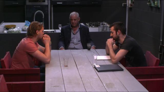 Bjorn & Gio in gesprek met relatietherapeut