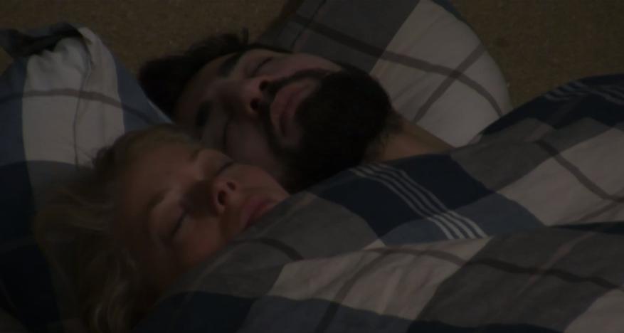 Ivan en Nicole slapen weer samen