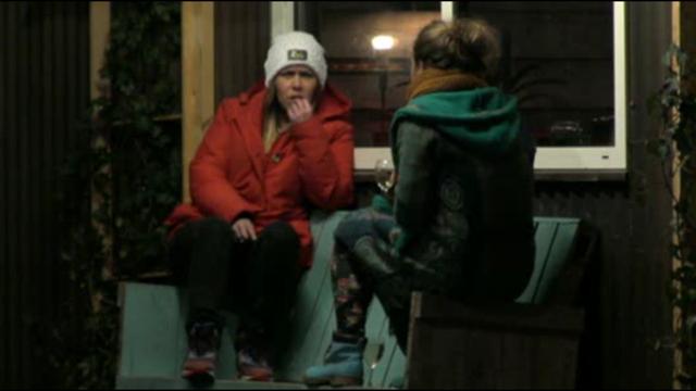 Laura en Laura over Ivan