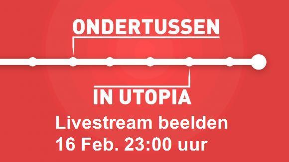 Live stream beelden van 23:00 uur