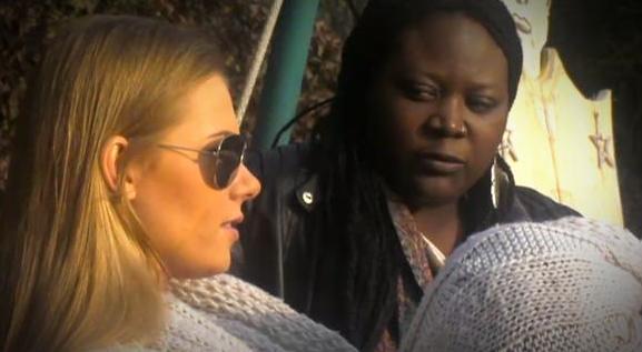 Naomi over het weg stemmen van Isabella