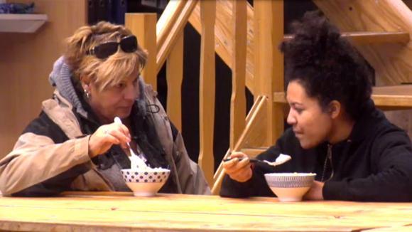 Tineke en Colinda willen weer eet groepjes