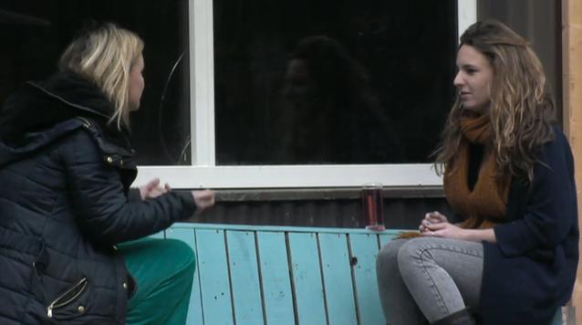 Colinda voelt zich bedreigd door Tineke