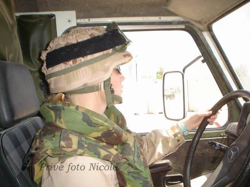 Nicole soldaat