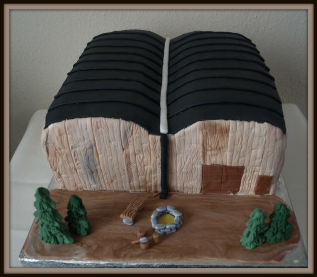 Utopia taart