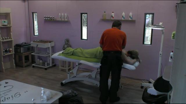 Wilco masseert Colinda