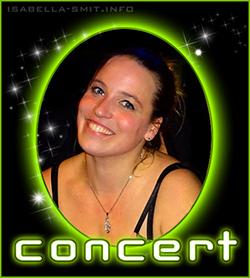 Tweede concert Isabella Smit 31 mei 2015