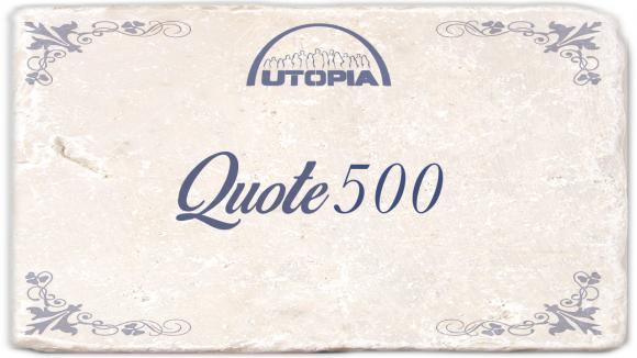 De Utopia Quotes 500