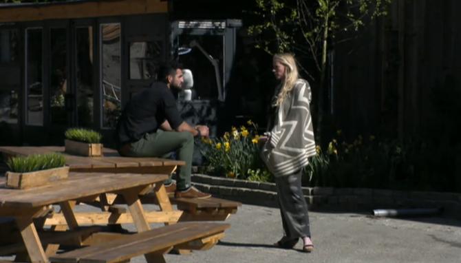 Een conflict tussen Ivan en Nicole