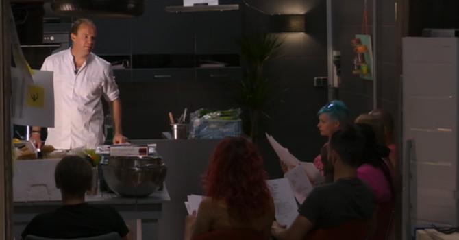 Workshop van chef-kok Lex Kok