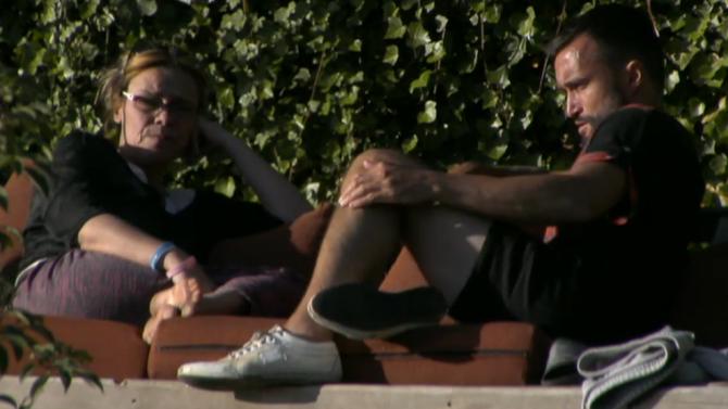 Colinda met Mark in gesprek over zijn relatie