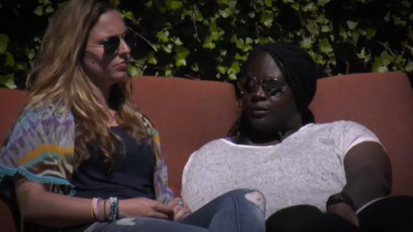 """Gabriëlle en LauraB over de """"relatie"""" van Ivan en Nicole"""