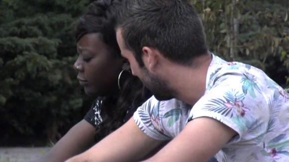 Bjorn en Gabriëlle over de ruzie met Ivan