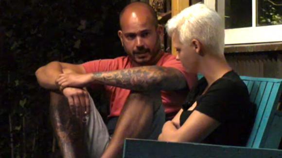 Rob en Stefanie wederom in gesprek met elkaar