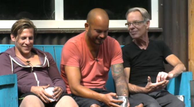 Cees, Rob en Bas over de nieuwkomers