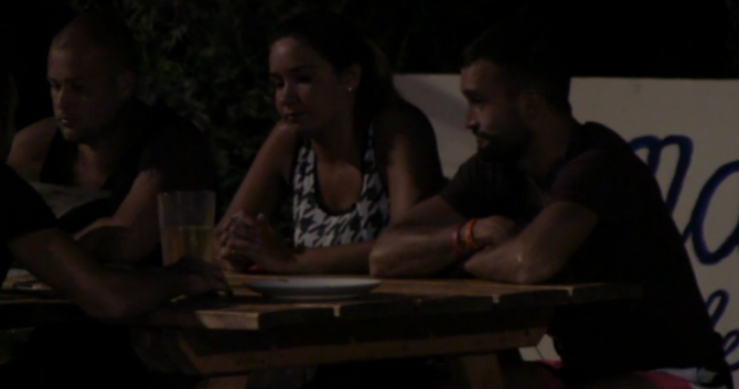 Hoe zit het precies tussen Mark en Gina?