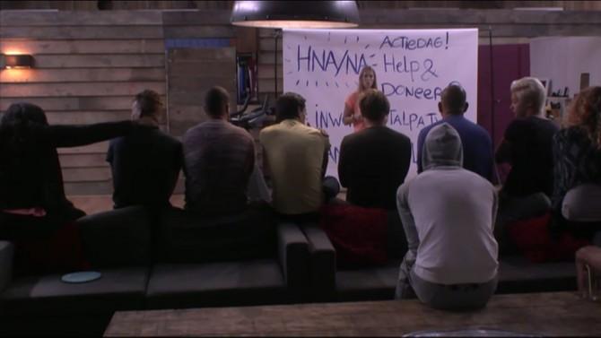 Actie dag HNA begonnen