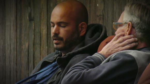 Rob spreekt met Cees over zware periode