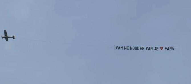 Een vliegtuigje voor Ivan