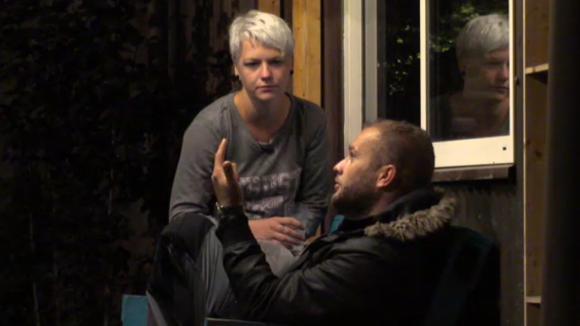 Cees, Stefanie en Wim negatief over Rowena