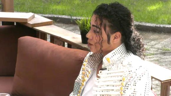 Michael Jackson is in Utopia