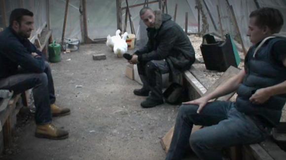 Bjorn, Bas en Wim over de potentiële bewoners