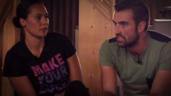 Bjorn irriteert zich aan Naomi