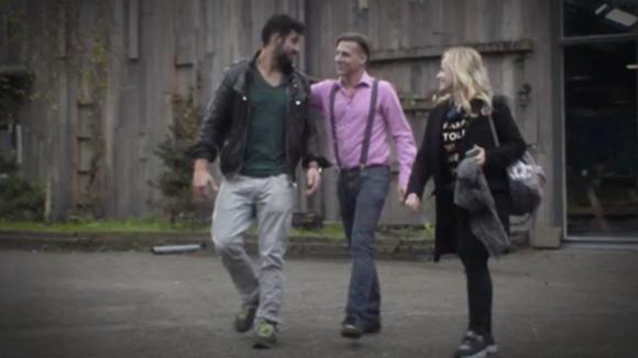 Ruzie tussen Rowena en Cees - Utopia tv show