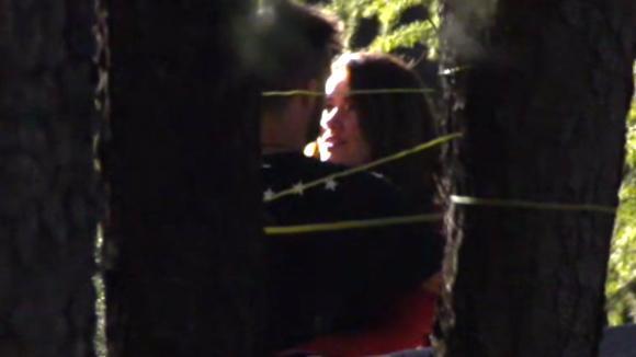 Gina vertelt waarom ze bij Rob sliep