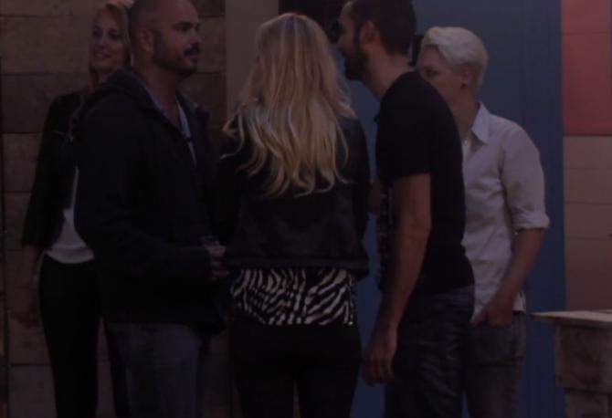 Rob ziet Live in de Loods met Bjorn niet zitten