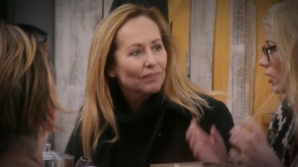 Angela Groothuizen op bezoek in Utopia