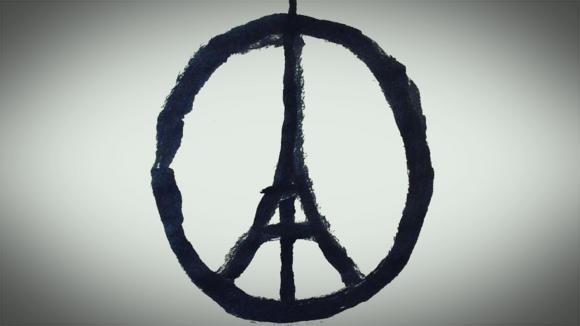 Één minuut stilte voor Parijs in Utopia