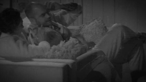 Nachtelijk gesprek tussen Rob en Rowena