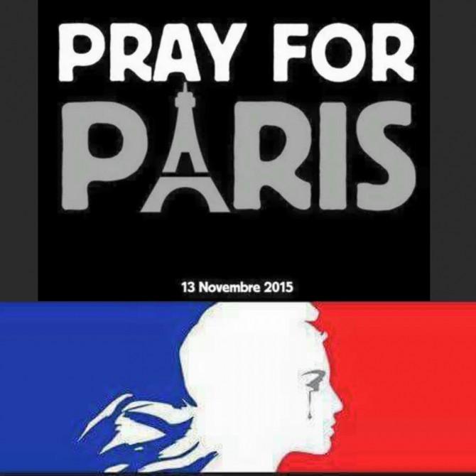 Bewoners horen van terreuraanslag in Parijs