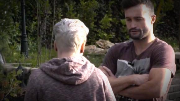 Stefanie vraagt duidelijkheid aan Mark