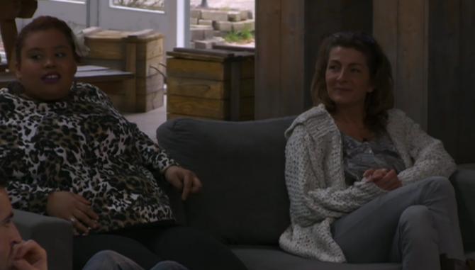 Angela en Romana zijn de potentiële bewoners