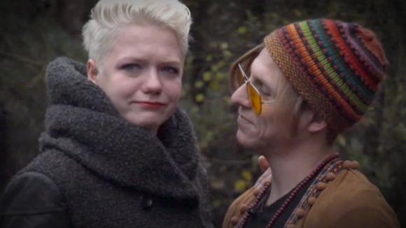Genomineerden Bas en Stefanie zoeken elkaar op
