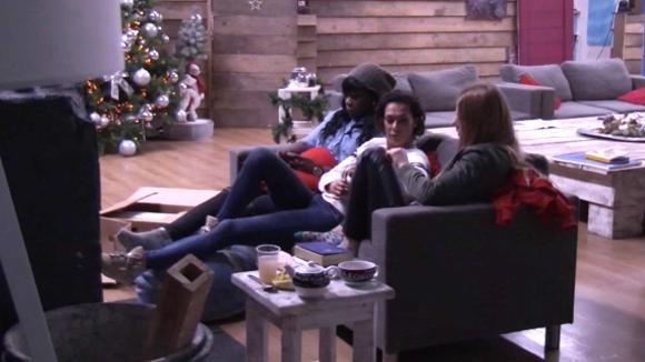 Rowena, Gabriëlle en Naomi over de verkiezing