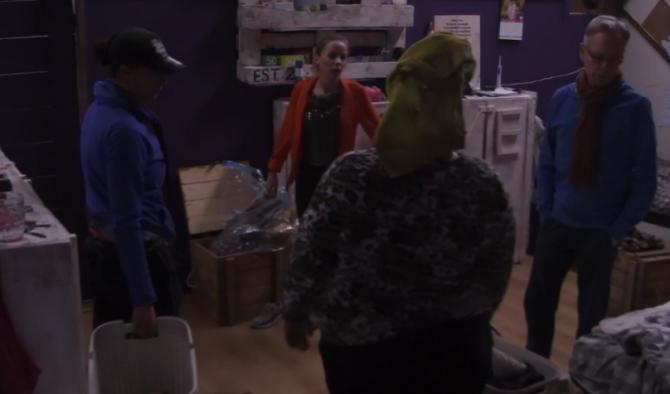 Cees beledigd Ramona over haar gewicht