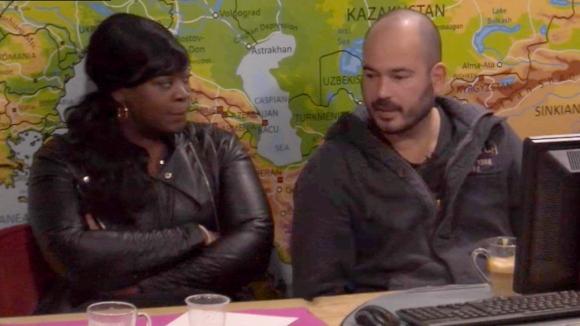 Rob en Gabriëlle over Naomi's vertrek