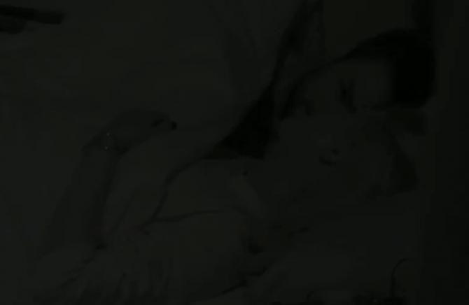 Cemal en Simone hadden een intieme nacht?!