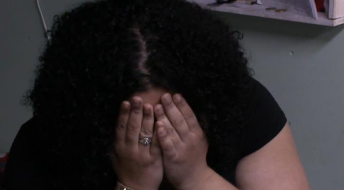 Dikke ruzie tussen Ramona en Dominique