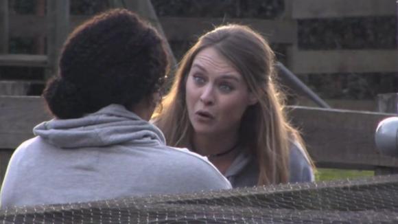Romy vindt Jessie een mongool